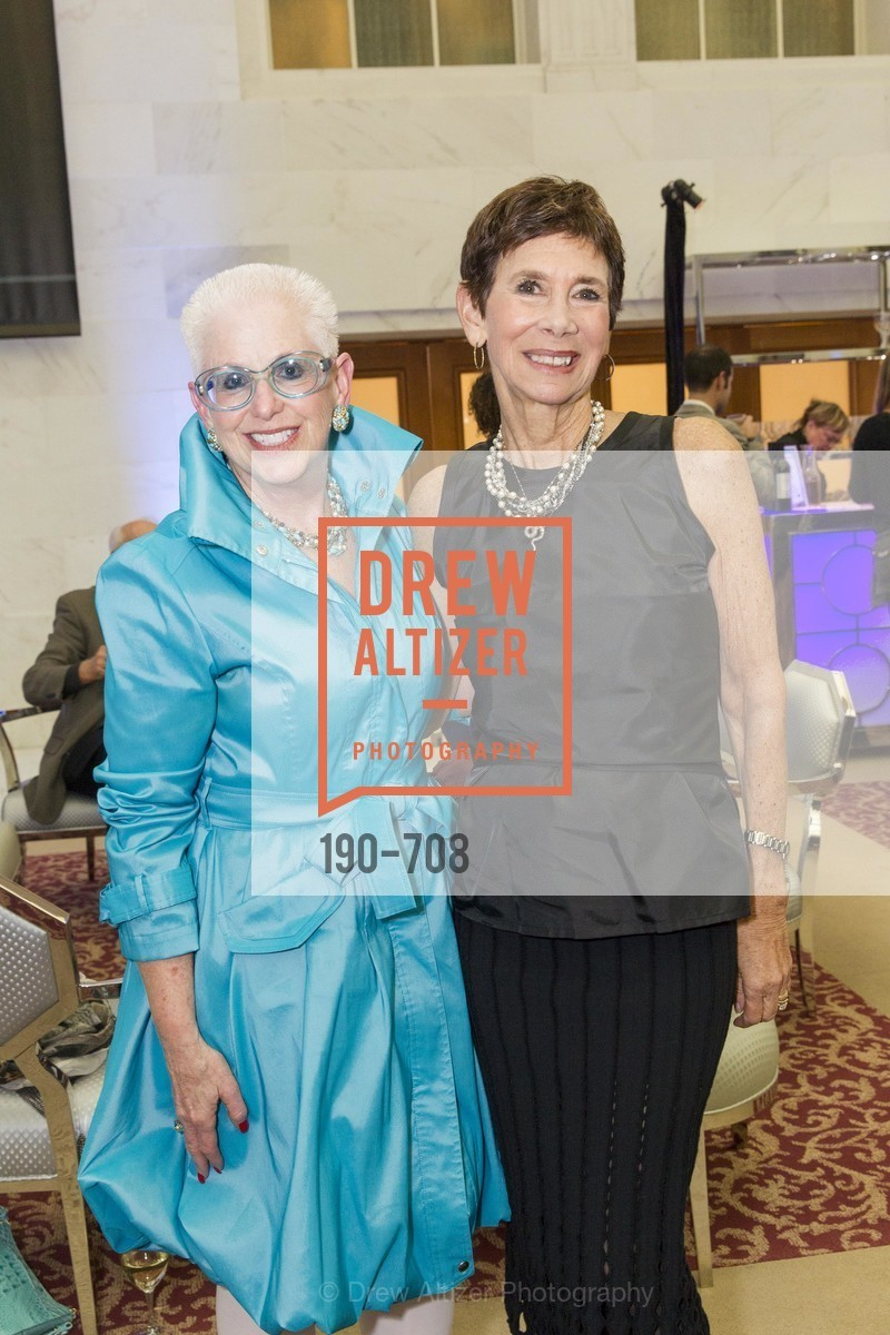 Nancy Ellenbougen, Linda Glick, PROJECT OPEN HAND Gala