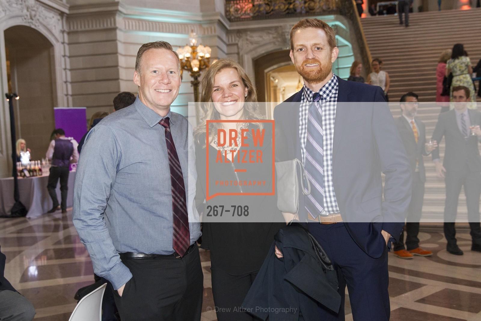 Christian Edvardsen, Melissa Lowry, Ryan Lowry, PROJECT OPEN HAND Gala