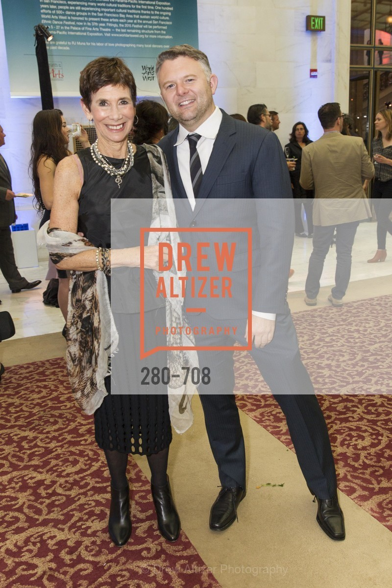 Linda Glick, Scott Willoughby, PROJECT OPEN HAND Gala