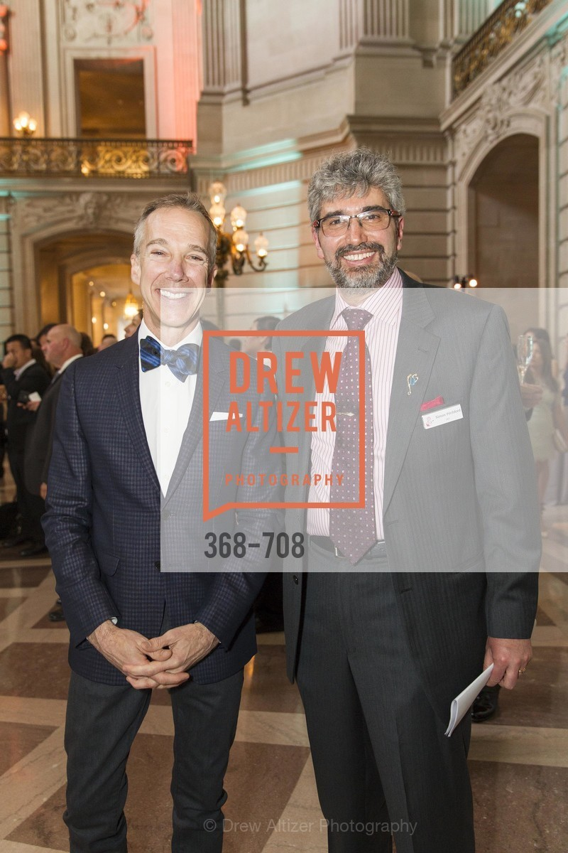 Mark Ryle, Simon Pitchford, PROJECT OPEN HAND Gala