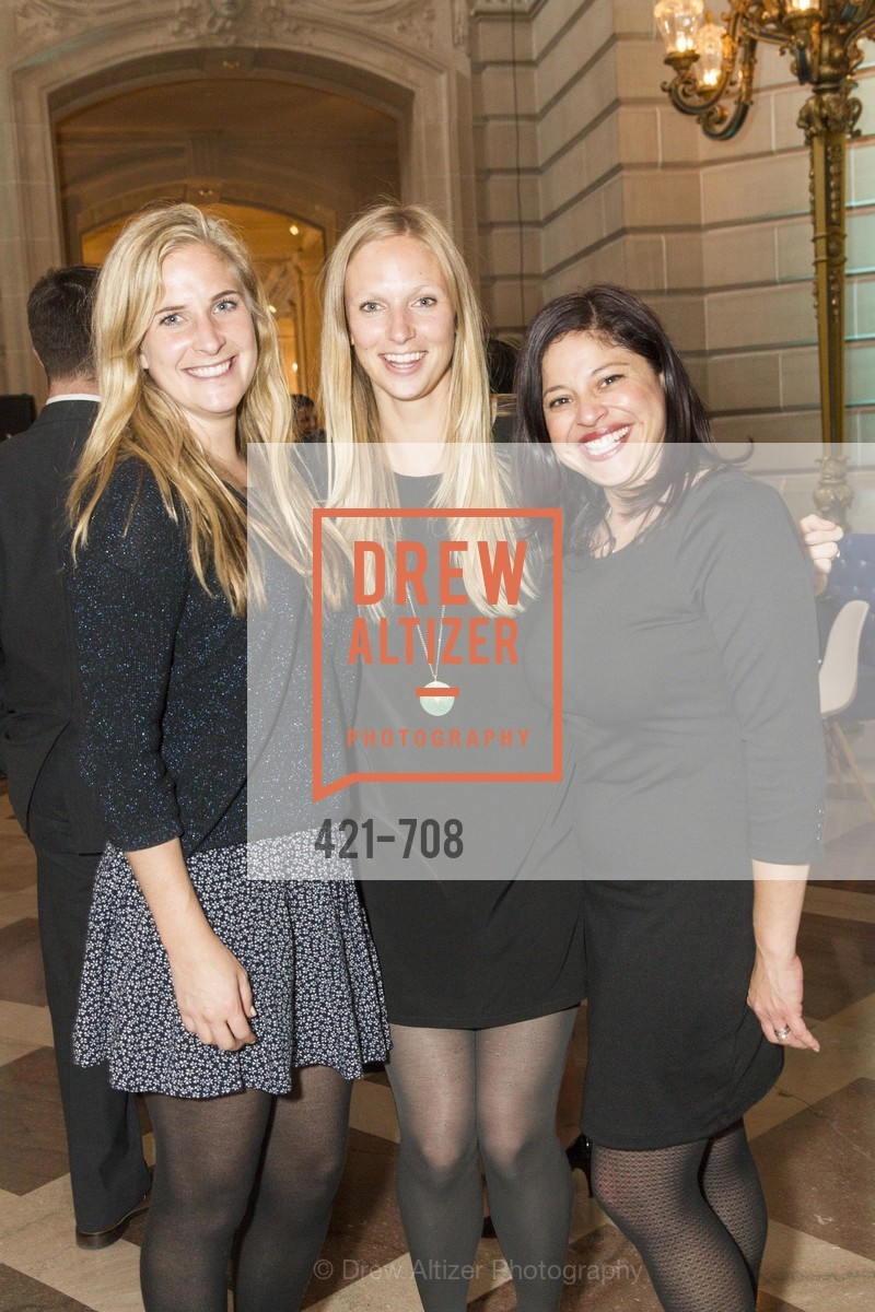 Olivia Klei, Laura Gentile, Jessica Harris, PROJECT OPEN HAND Gala