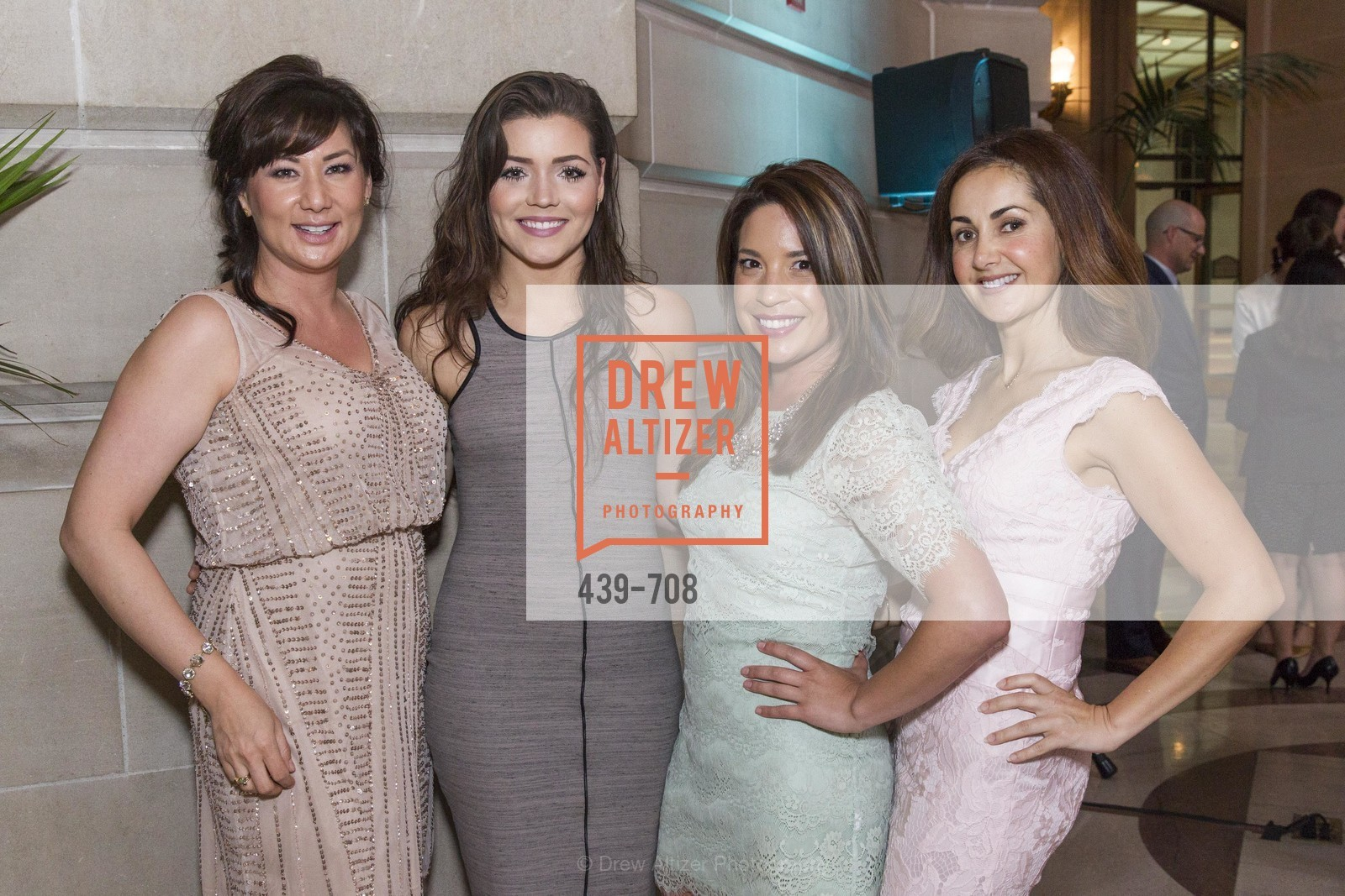 Colleen Shimamoto, Tiffany Walker, Michelle Balance, Yolanda Rivera, PROJECT OPEN HAND Gala