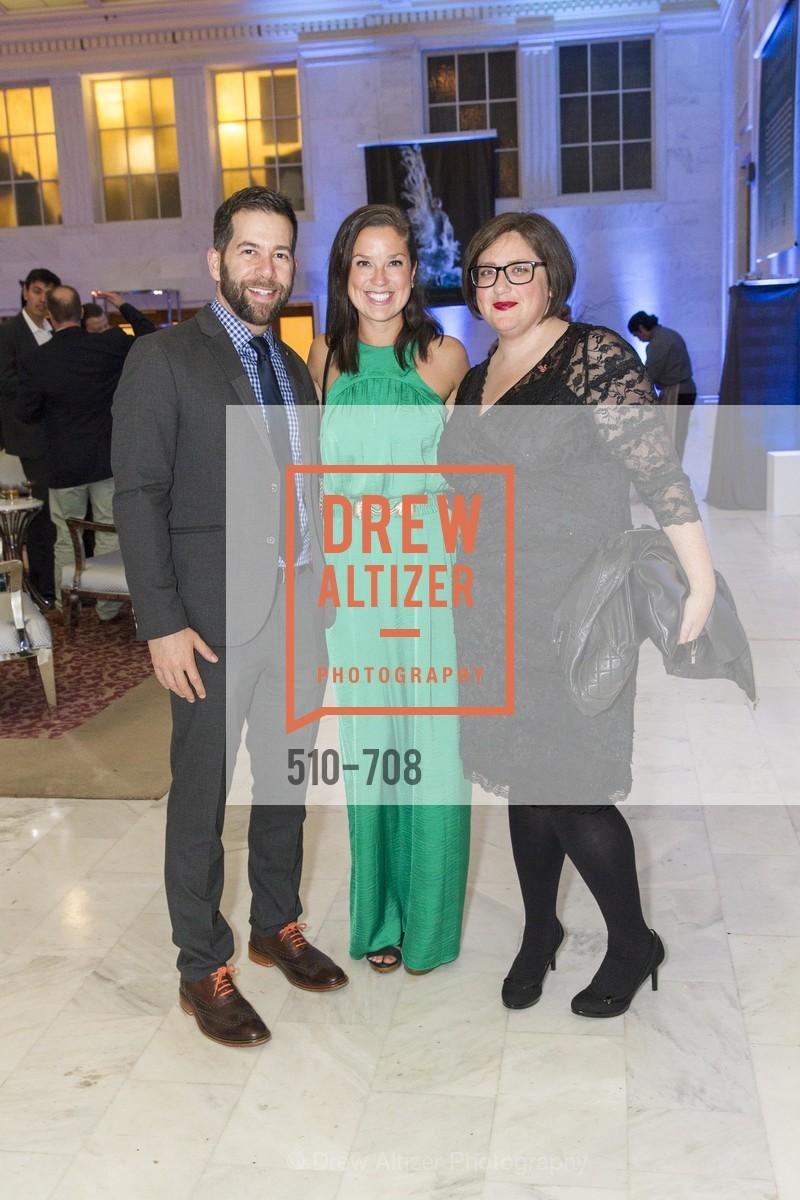 Jared Scherer, Hannah Schmunk, Rachel Rubin, PROJECT OPEN HAND Gala