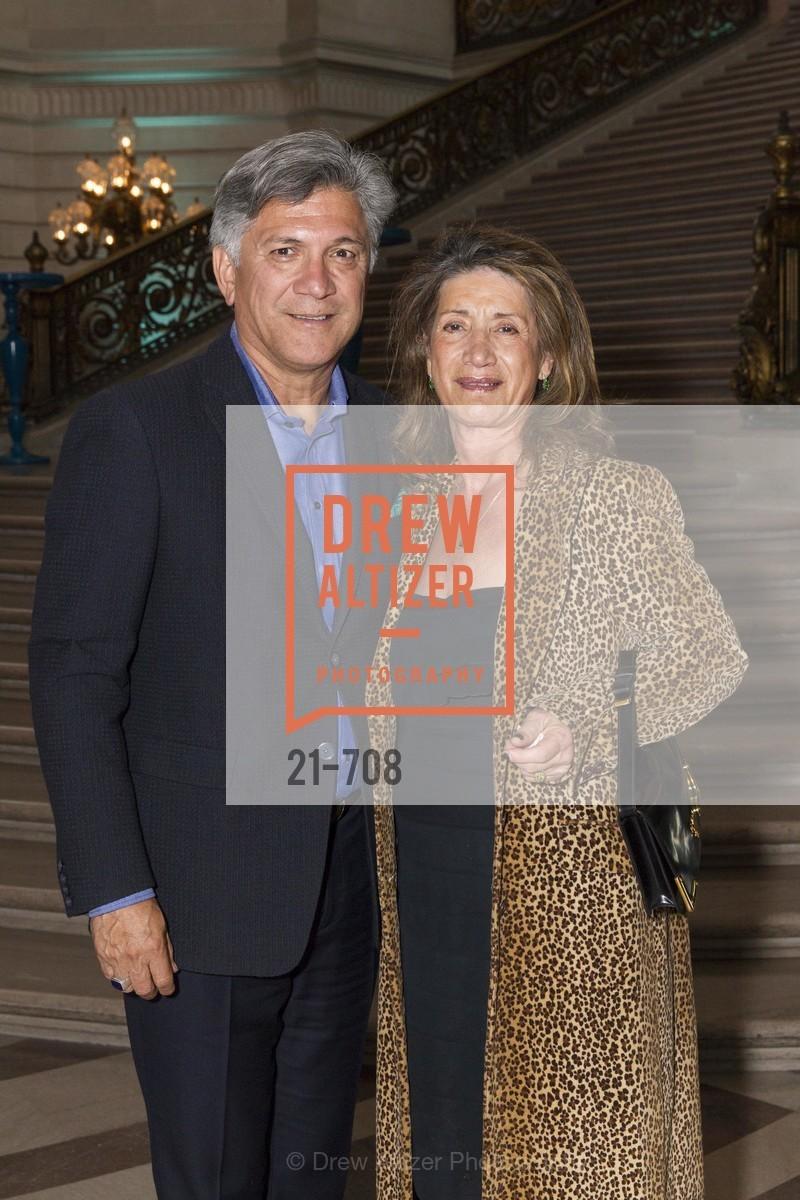 Mario Diaz, Feri Bourdier, PROJECT OPEN HAND Gala