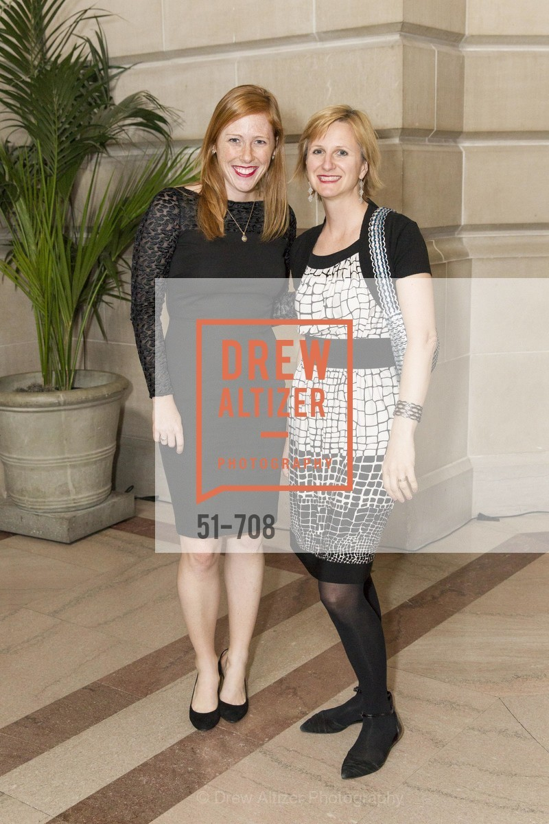 Leslie McMurchie, Julia Babiarz, PROJECT OPEN HAND Gala