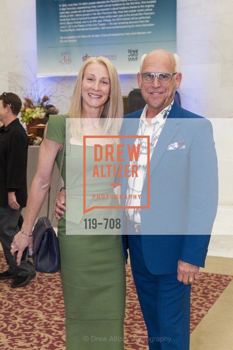Gail Kennedy, RIchard Bohonsky, PROJECT OPEN HAND Gala