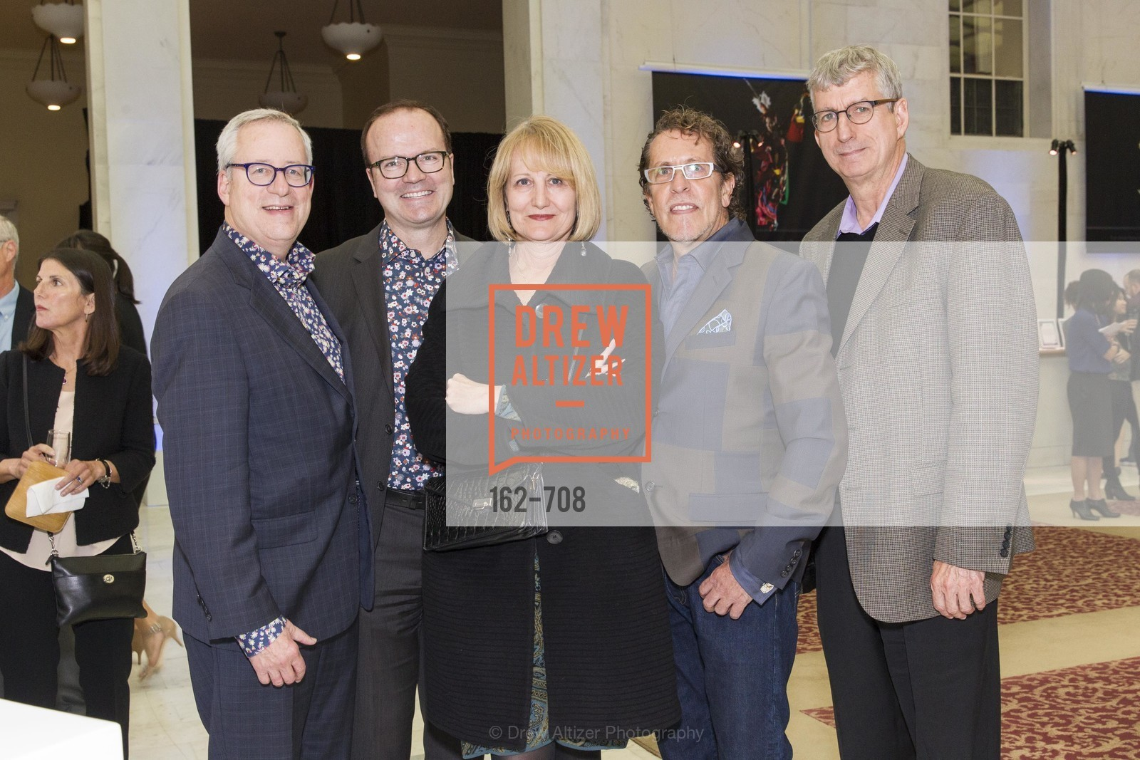 David Landis, Sean Dowdall, Susie Biehler, Glen Dimattia, David Leggett, PROJECT OPEN HAND Gala