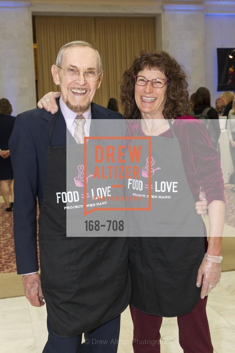 John Borset, Sarita Groisse, PROJECT OPEN HAND Gala