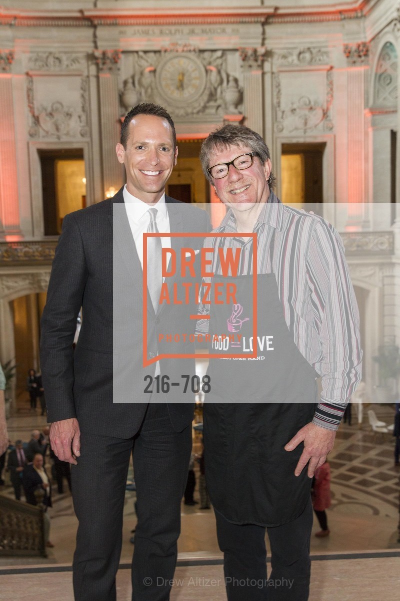 Jeff Ranieri, Richard Goldman, PROJECT OPEN HAND Gala