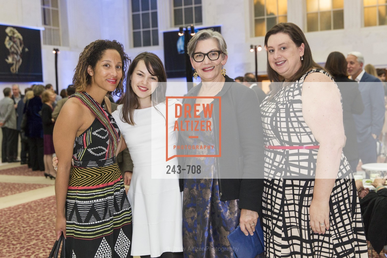 Kelly Clifton, Hannah Levinson, Susan Jacobson, Kelly Pitt, PROJECT OPEN HAND Gala