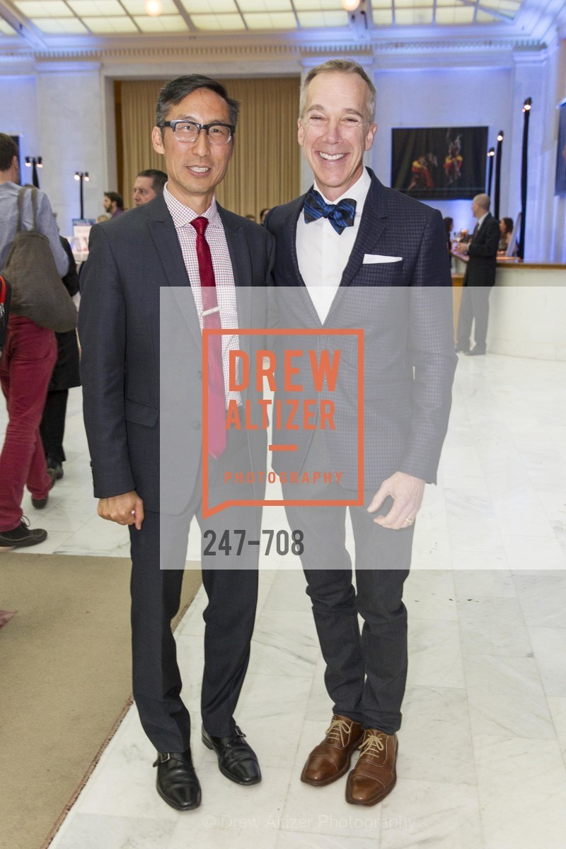 Eric Marr, Mark Ryle, PROJECT OPEN HAND Gala