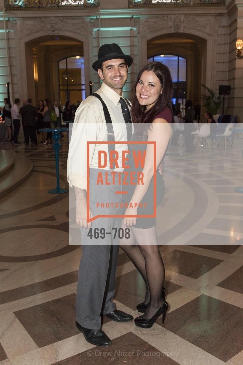 Carlo Niboli, Kimberly Itani, PROJECT OPEN HAND Gala