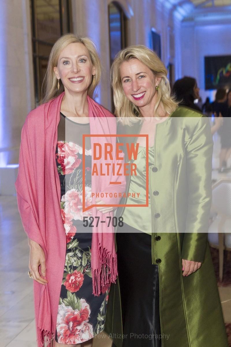 Katherine Noesen, Heather Stewart, PROJECT OPEN HAND Gala