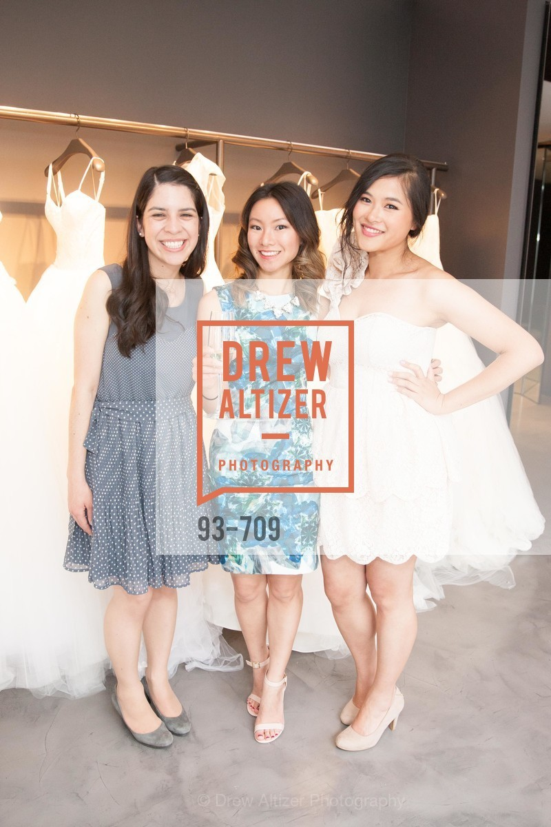 Natalie Chung, Jasmine Lee, Christina Chen, VERA WANG Spring Collection Preview with DOMAINE CARNEROS WINES, US, May 7th, 2015,Drew Altizer, Drew Altizer Photography, full-service agency, private events, San Francisco photographer, photographer california