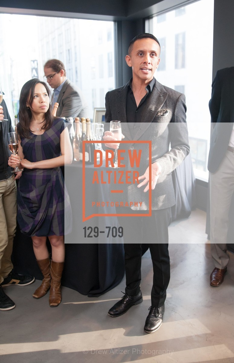 Franklyn Spence, VERA WANG Spring Collection Preview with DOMAINE CARNEROS WINES, US, May 7th, 2015,Drew Altizer, Drew Altizer Photography, full-service agency, private events, San Francisco photographer, photographer california