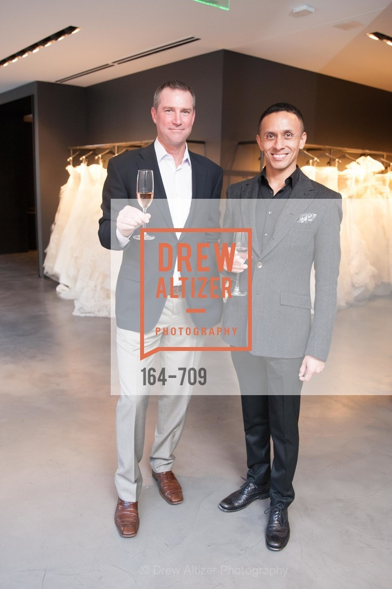 TJ Evans, Franklyn Spence, VERA WANG Spring Collection Preview with DOMAINE CARNEROS WINES, US, May 7th, 2015,Drew Altizer, Drew Altizer Photography, full-service agency, private events, San Francisco photographer, photographer california