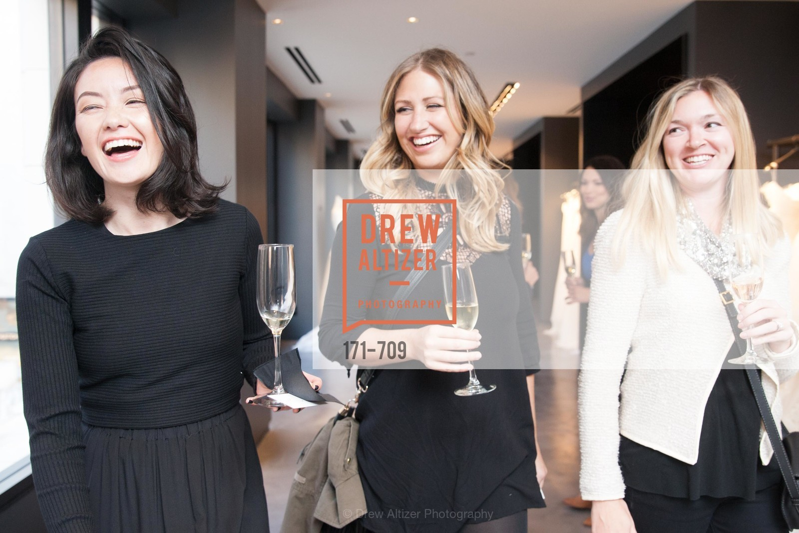 Michelle Healow, Charla Miller, VERA WANG Spring Collection Preview with DOMAINE CARNEROS WINES, US, May 7th, 2015,Drew Altizer, Drew Altizer Photography, full-service agency, private events, San Francisco photographer, photographer california