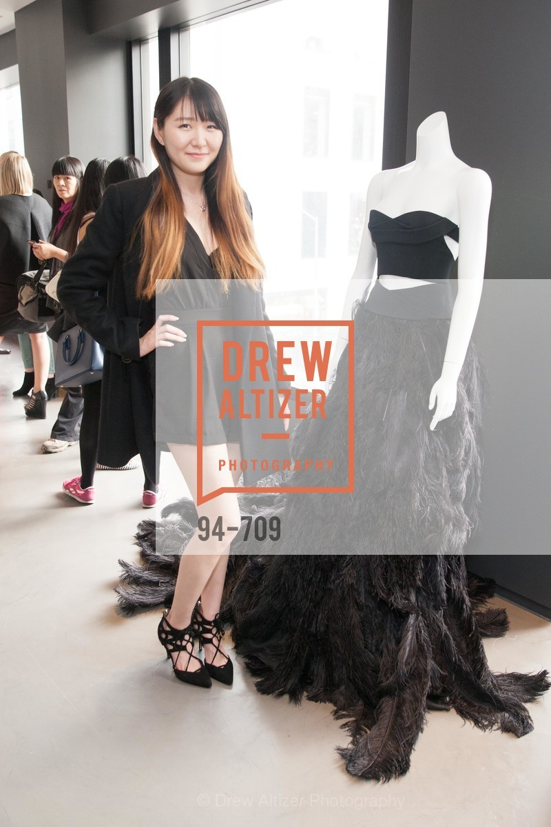 Cici Li, VERA WANG Spring Collection Preview with DOMAINE CARNEROS WINES, US, May 7th, 2015,Drew Altizer, Drew Altizer Photography, full-service agency, private events, San Francisco photographer, photographer california