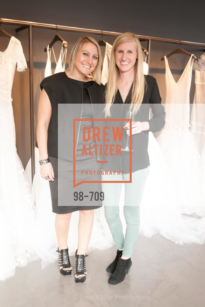 Ashley Delamarter, Hilary Stammich, VERA WANG Spring Collection Preview with DOMAINE CARNEROS WINES, US, May 7th, 2015,Drew Altizer, Drew Altizer Photography, full-service agency, private events, San Francisco photographer, photographer california