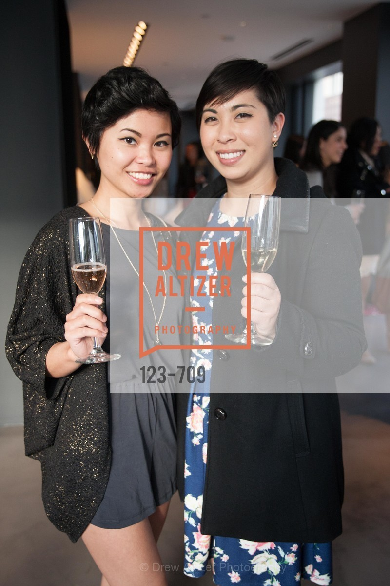 Marielle Fabie, Gretchen Smail, VERA WANG Spring Collection Preview with DOMAINE CARNEROS WINES, US, May 7th, 2015,Drew Altizer, Drew Altizer Photography, full-service agency, private events, San Francisco photographer, photographer california