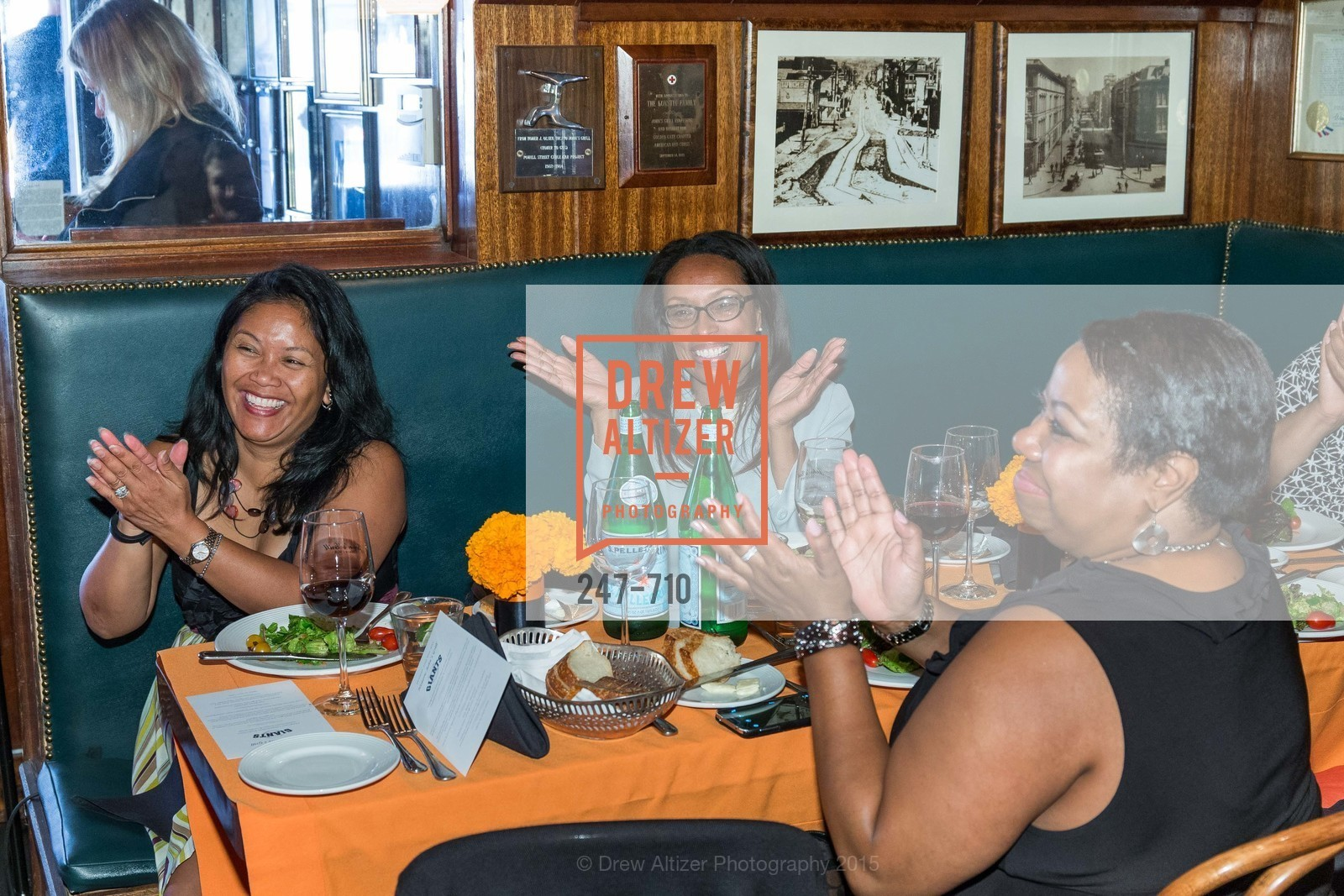 Atmosphere, 3-RING LUNCH CELEBRATION Honoring RENEL BROOKS-MOON, US, June 8th, 2015,Drew Altizer, Drew Altizer Photography, full-service agency, private events, San Francisco photographer, photographer california
