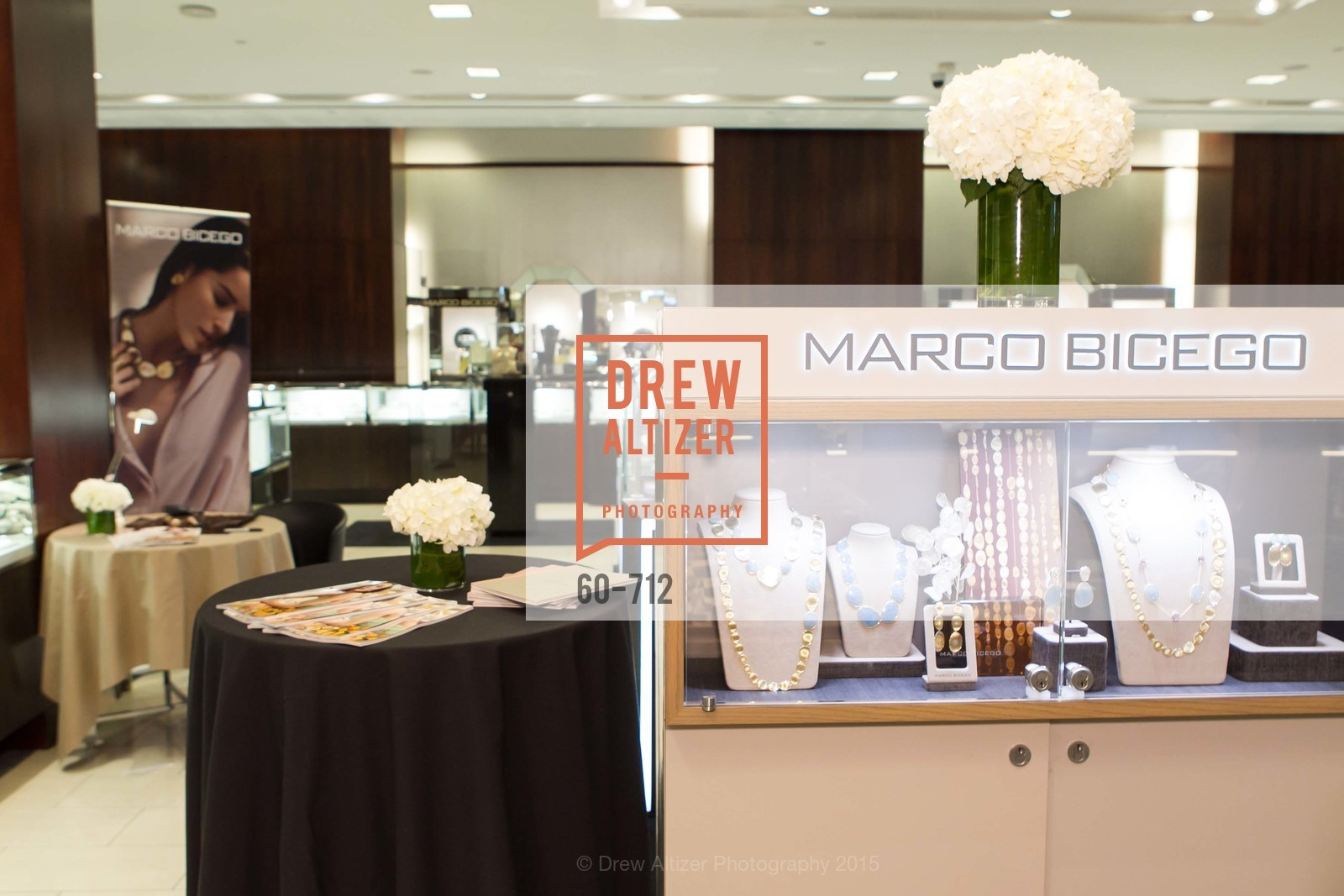 Atmosphere, Marco Bicego Makes Personal Appearance at BLOOMINGDALE'S San Francisco, May 9th, 2015, Photo,Drew Altizer, Drew Altizer Photography, full-service agency, private events, San Francisco photographer, photographer california