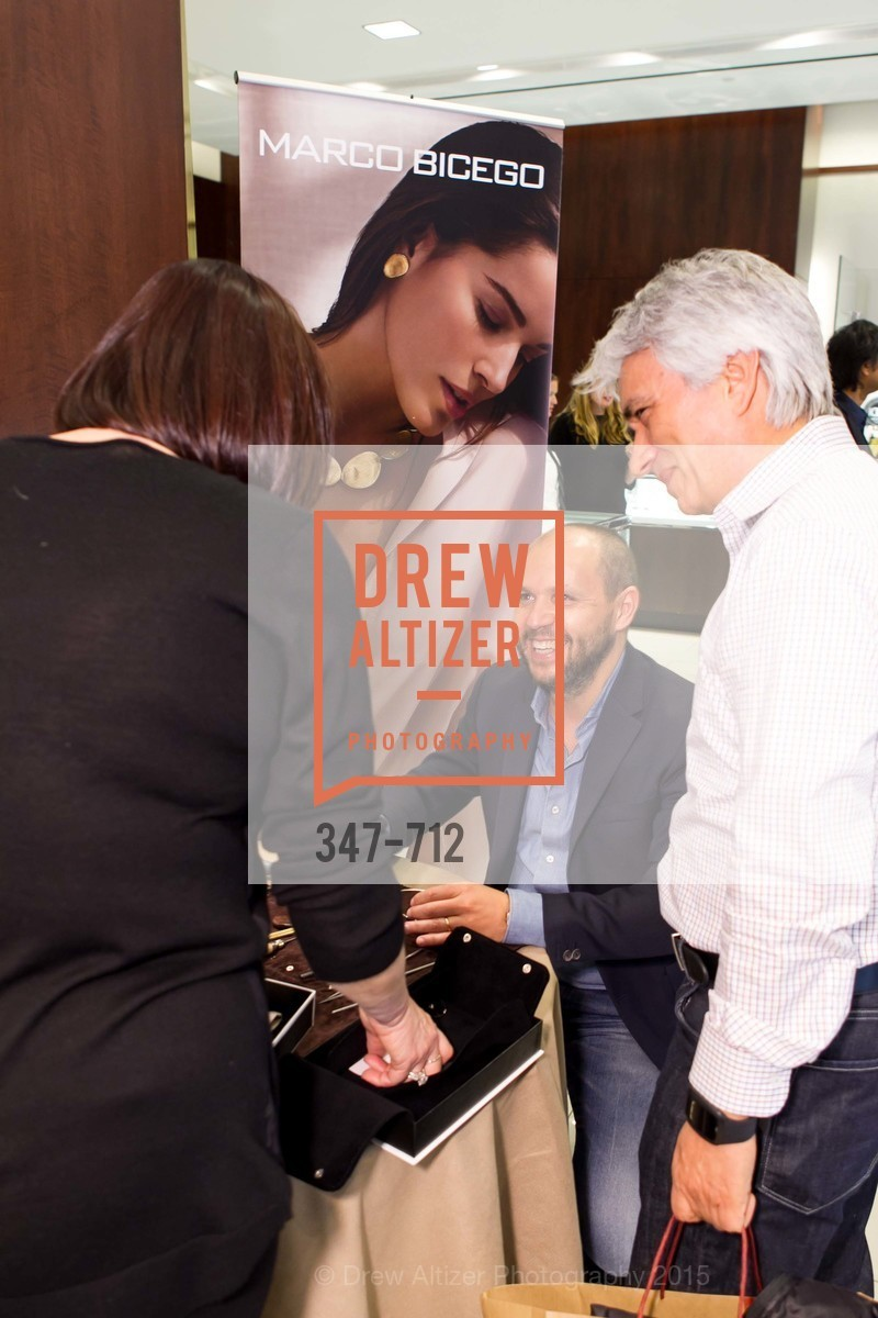 Extras, Marco Bicego Makes Personal Appearance at BLOOMINGDALE'S San Francisco, May 8th, 2015, Photo,Drew Altizer, Drew Altizer Photography, full-service agency, private events, San Francisco photographer, photographer california