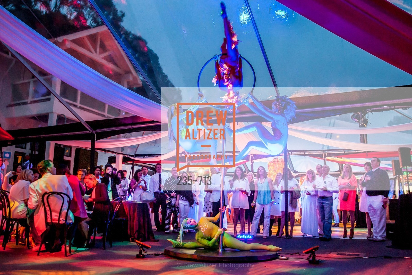 Atmosphere, THE BAY AREA DISCOVERY MUSEUM'S Playdate 2015:  White to Bright, US, May 8th, 2015,Drew Altizer, Drew Altizer Photography, full-service agency, private events, San Francisco photographer, photographer california