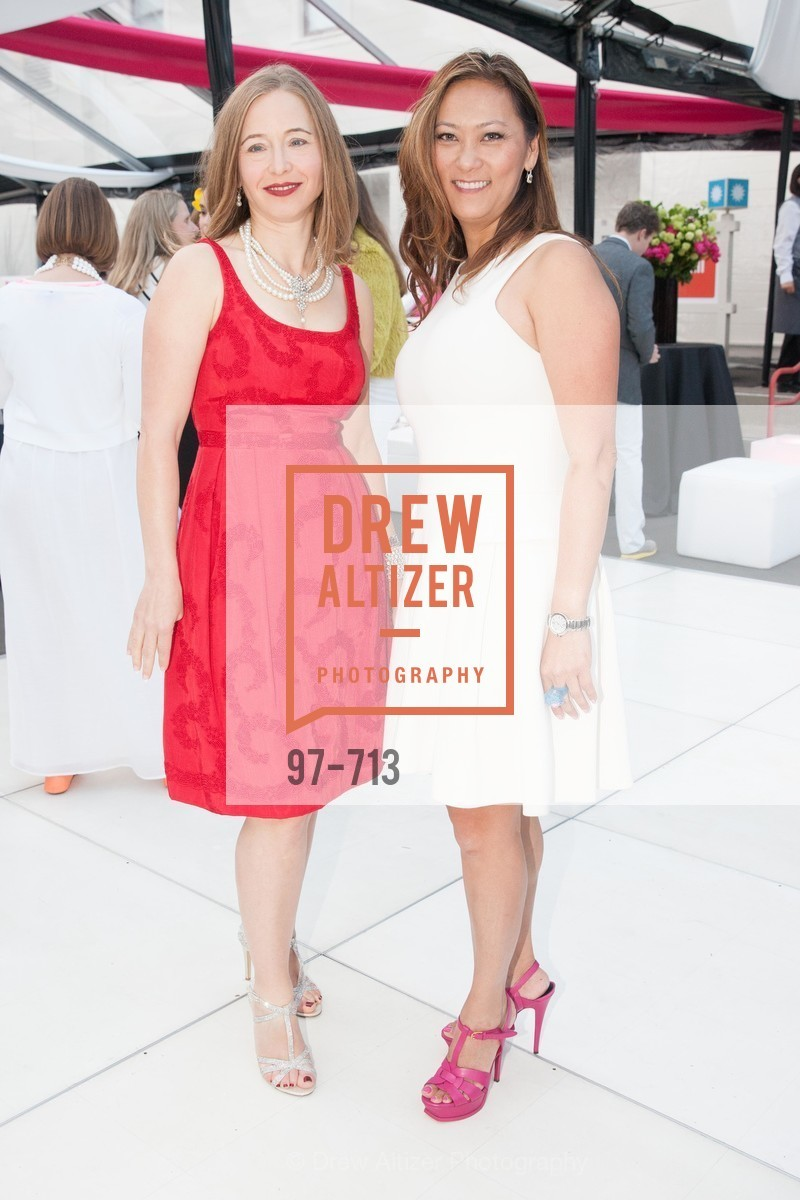 Mylea Charvat, Elizabeth Fullerton, THE BAY AREA DISCOVERY MUSEUM'S Playdate 2015:  White to Bright, US, May 8th, 2015,Drew Altizer, Drew Altizer Photography, full-service agency, private events, San Francisco photographer, photographer california