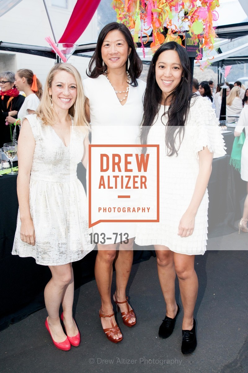 Dana Quendeck, Christina Leong Connors, Emily McKinnon, THE BAY AREA DISCOVERY MUSEUM'S Playdate 2015:  White to Bright, US, May 8th, 2015,Drew Altizer, Drew Altizer Photography, full-service agency, private events, San Francisco photographer, photographer california