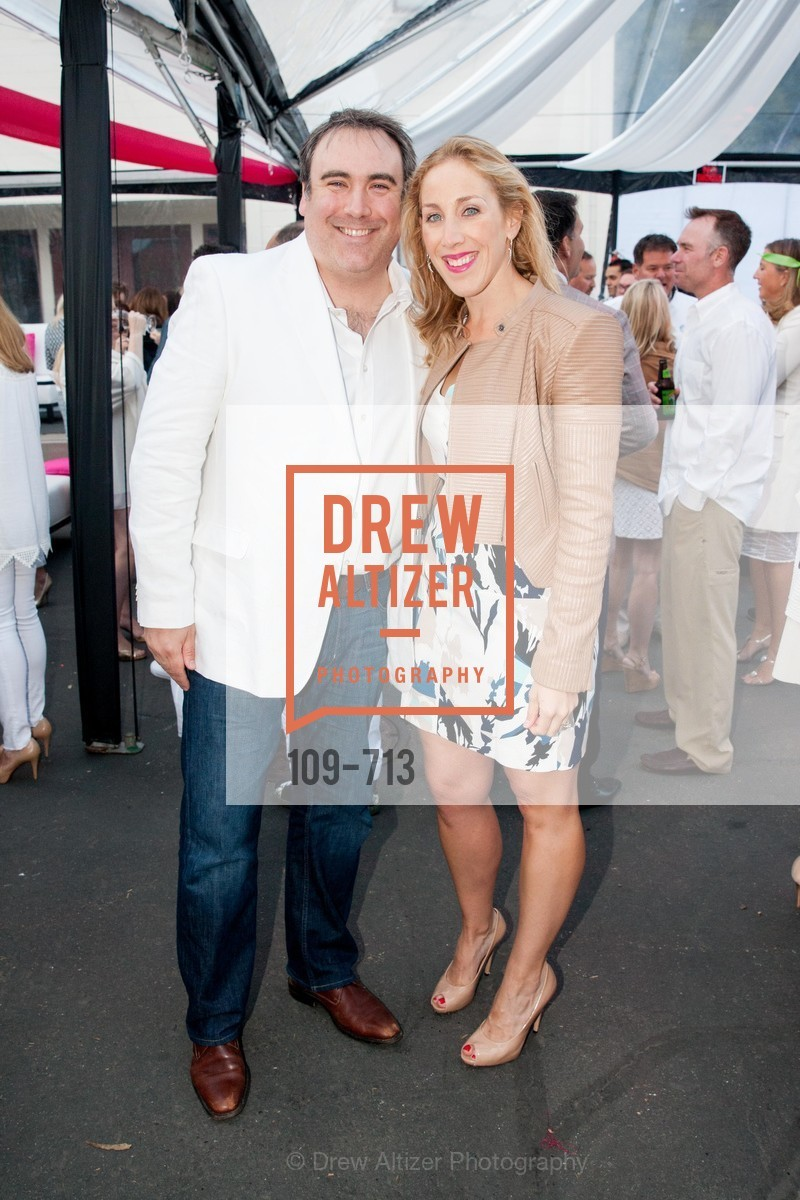 Rob Rutludge, Robyn Rutludge, THE BAY AREA DISCOVERY MUSEUM'S Playdate 2015:  White to Bright, US, May 8th, 2015,Drew Altizer, Drew Altizer Photography, full-service agency, private events, San Francisco photographer, photographer california