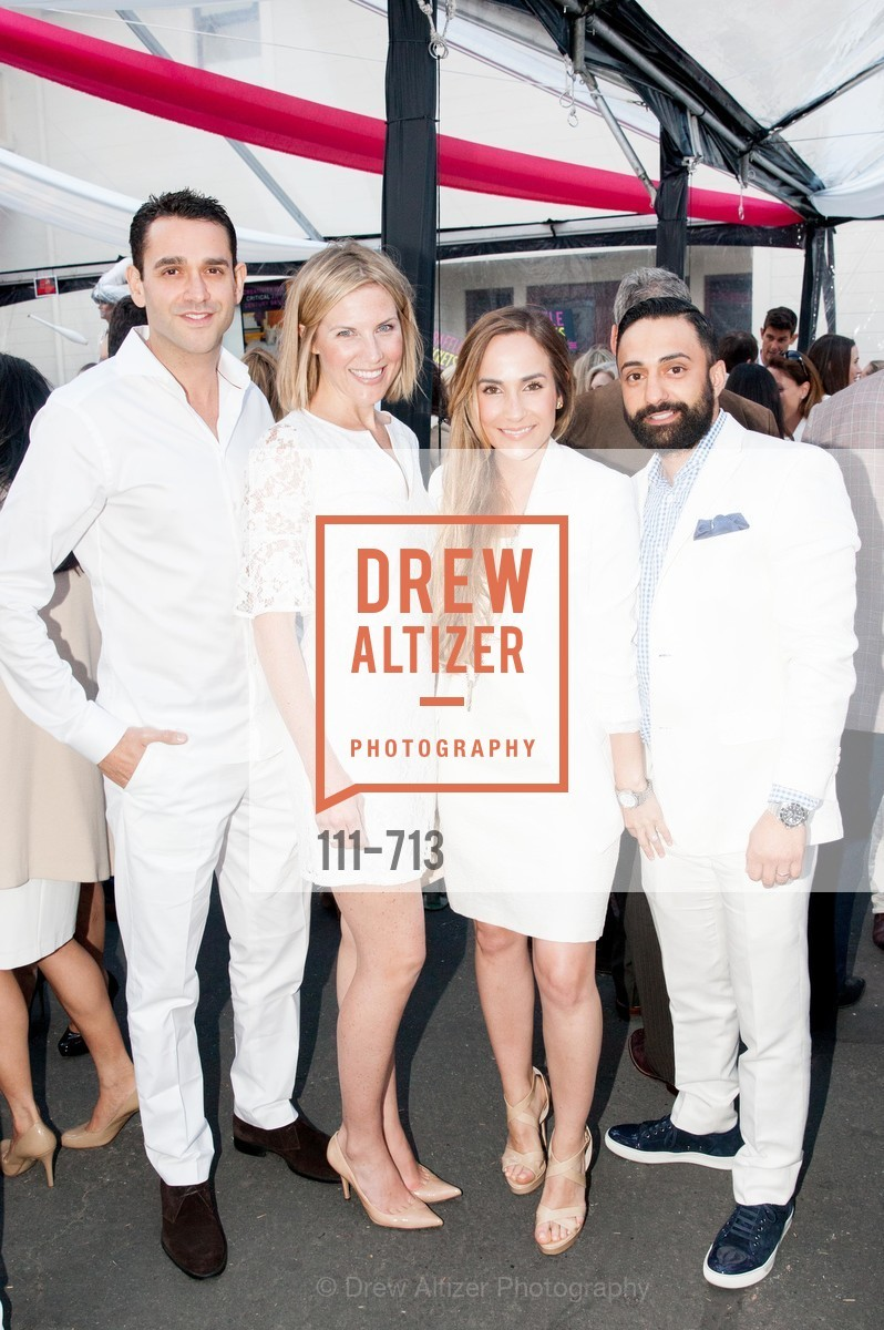 Eldau Koren, Katie Koren, Alicia Morvari, Phil Reza, THE BAY AREA DISCOVERY MUSEUM'S Playdate 2015:  White to Bright, US, May 8th, 2015,Drew Altizer, Drew Altizer Photography, full-service agency, private events, San Francisco photographer, photographer california