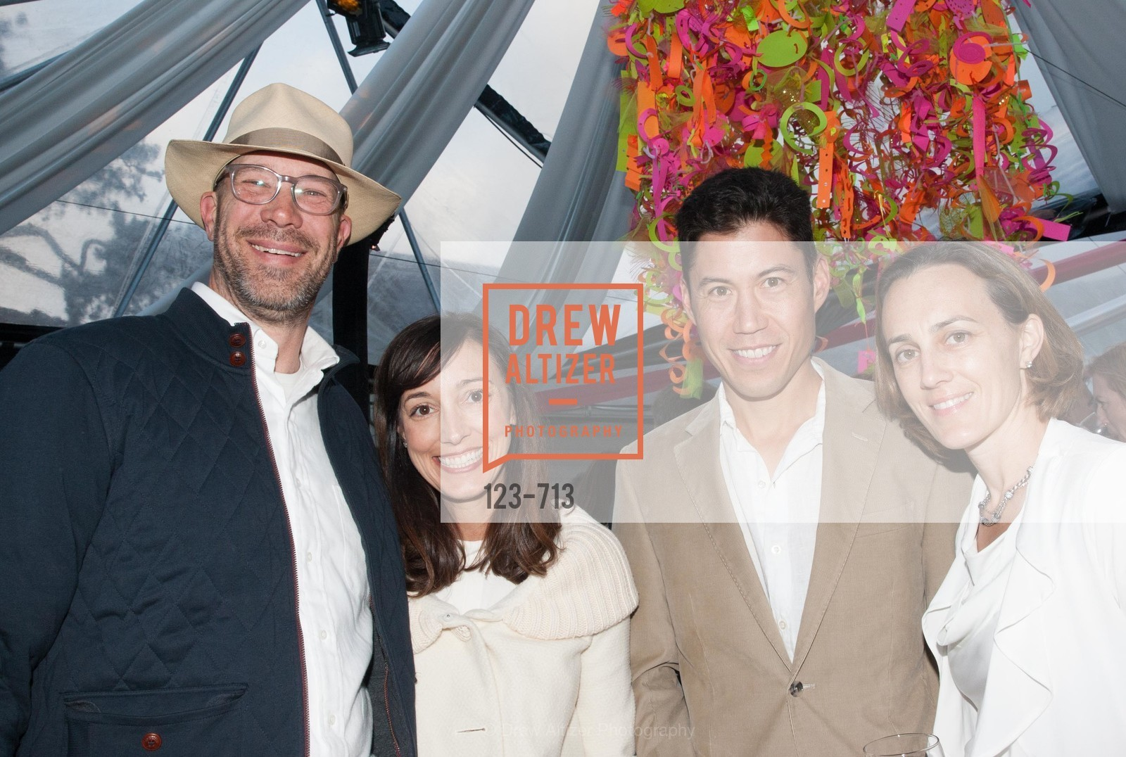 Max Young, Karen Young, Jeff Rhodes, Tracy Rhodes, THE BAY AREA DISCOVERY MUSEUM'S Playdate 2015:  White to Bright, US, May 8th, 2015,Drew Altizer, Drew Altizer Photography, full-service agency, private events, San Francisco photographer, photographer california