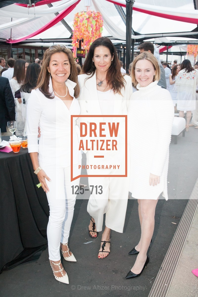 Elizabeth Wilhelm, Capucine Hoybach, Jennifer Bank, THE BAY AREA DISCOVERY MUSEUM'S Playdate 2015:  White to Bright, US, May 8th, 2015,Drew Altizer, Drew Altizer Photography, full-service agency, private events, San Francisco photographer, photographer california