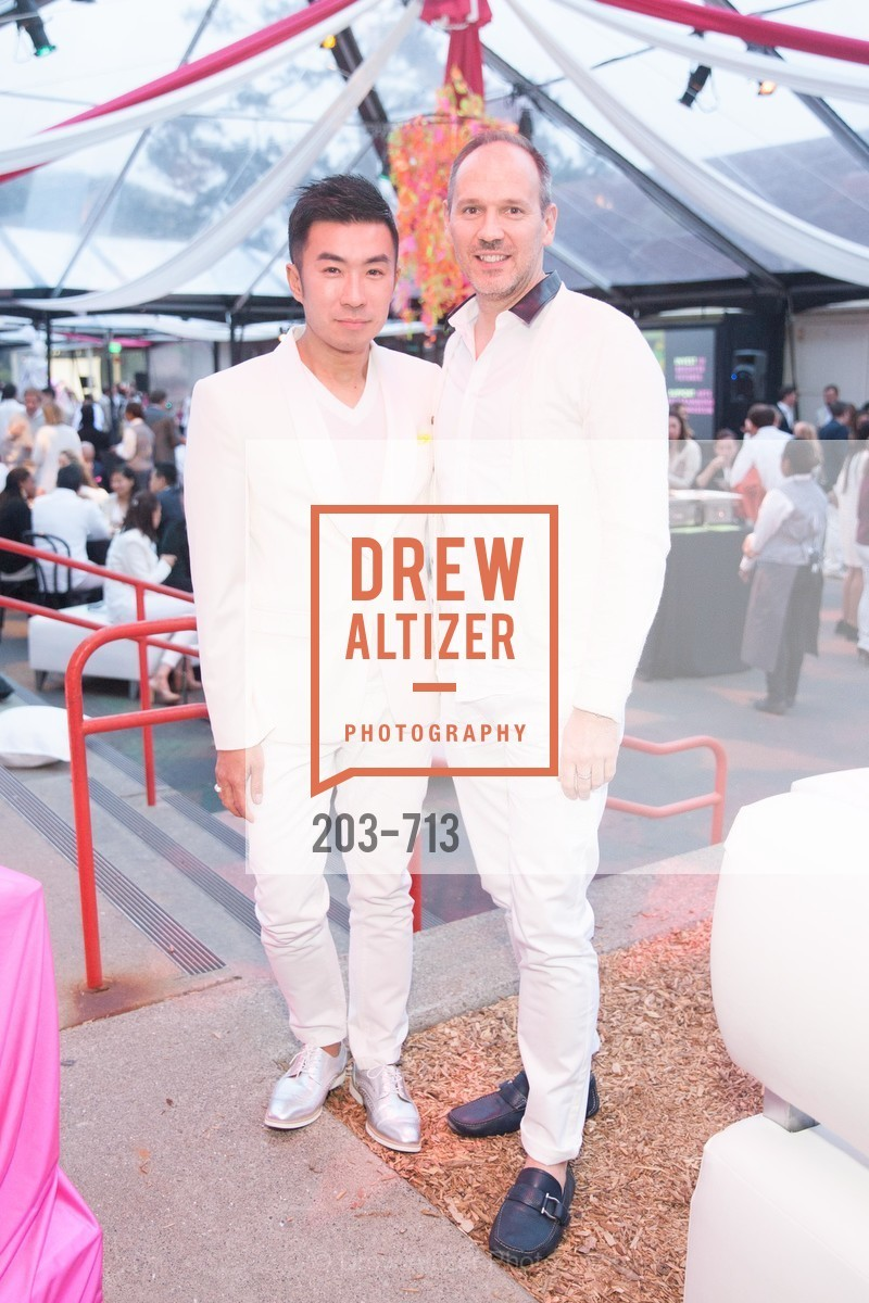 Kai Tan, Eric Ormsby, THE BAY AREA DISCOVERY MUSEUM'S Playdate 2015:  White to Bright, US, May 8th, 2015,Drew Altizer, Drew Altizer Photography, full-service agency, private events, San Francisco photographer, photographer california