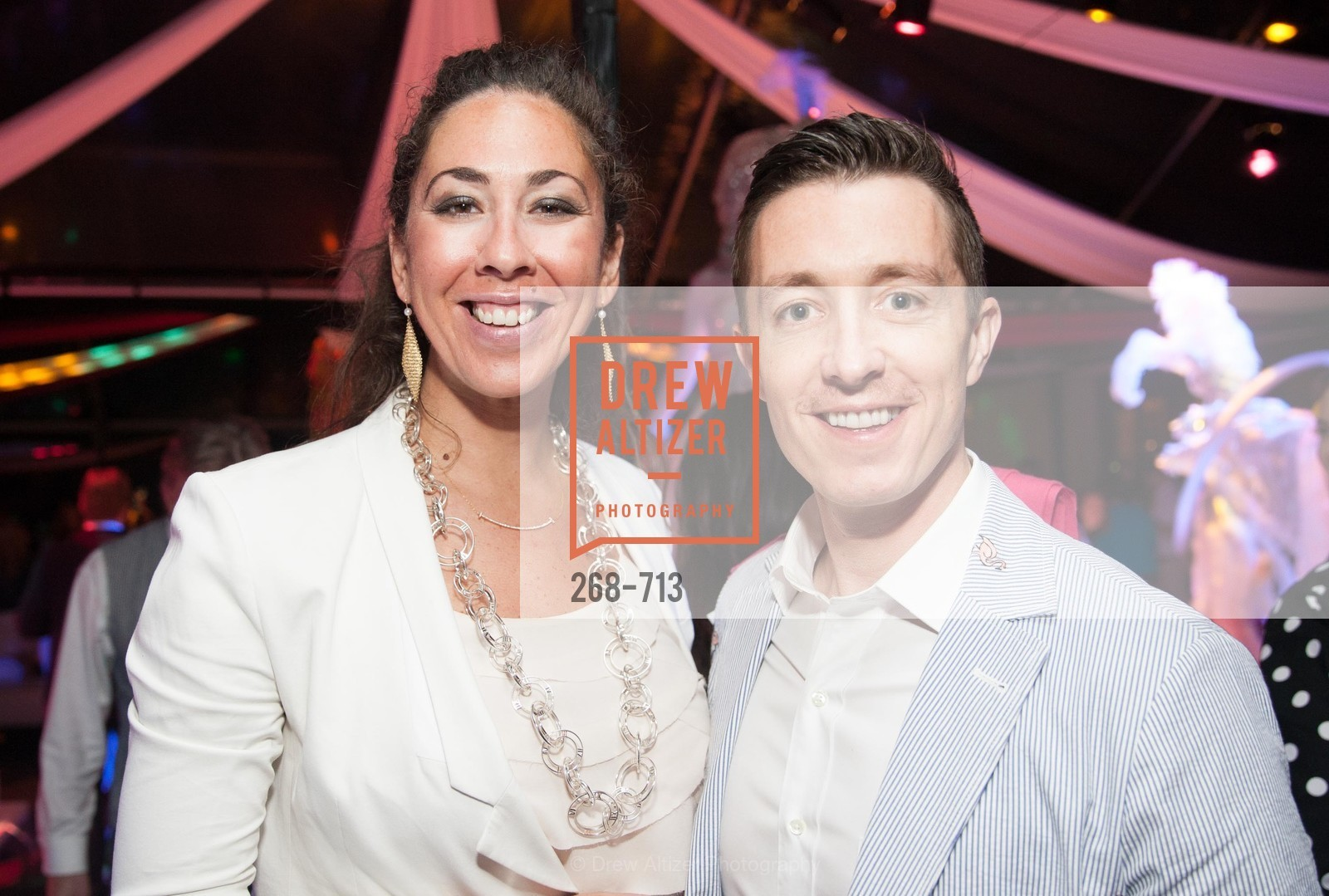 Gina Originario, Eric Almeida, THE BAY AREA DISCOVERY MUSEUM'S Playdate 2015:  White to Bright, US, May 8th, 2015,Drew Altizer, Drew Altizer Photography, full-service agency, private events, San Francisco photographer, photographer california