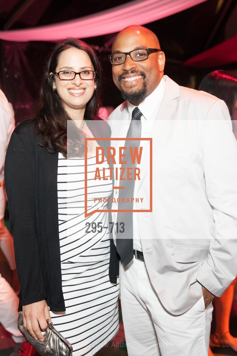 Priscilla Washington, Chad Washington, THE BAY AREA DISCOVERY MUSEUM'S Playdate 2015:  White to Bright, US, May 8th, 2015,Drew Altizer, Drew Altizer Photography, full-service agency, private events, San Francisco photographer, photographer california