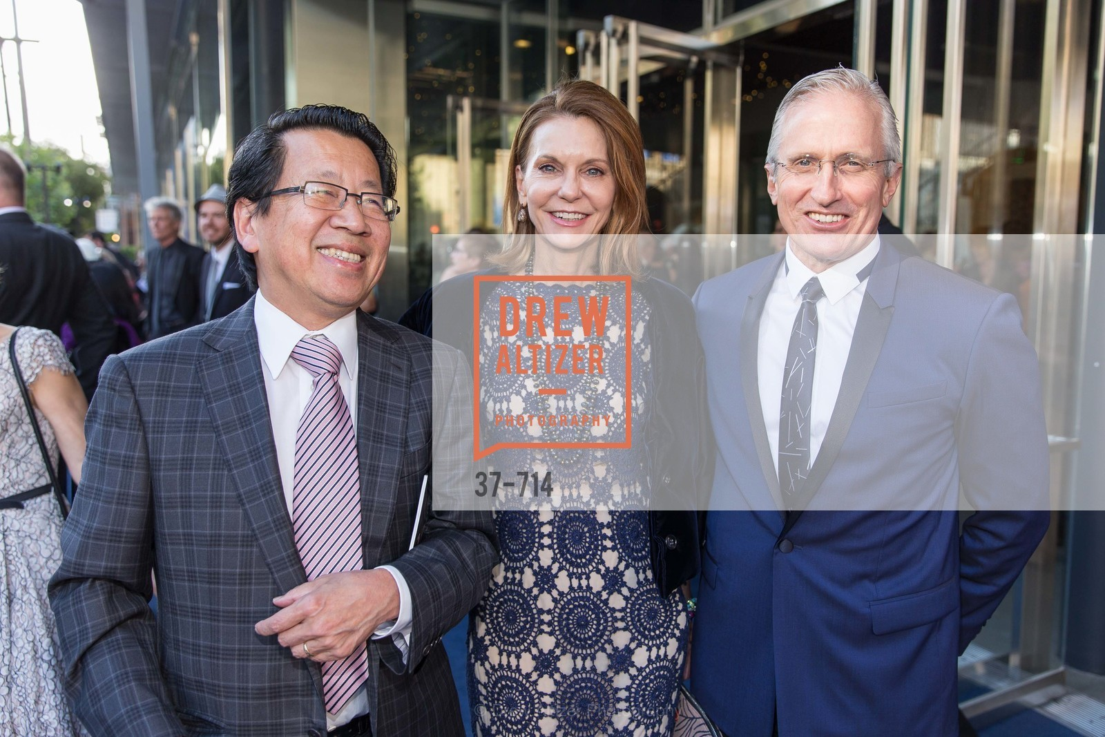 Ben Fong-Torres, Penny Coulter, Jim Coulter, SFJAZZ Gala 2015 Honors Joni Mitchell with Lifetime Achievement Award, US, May 9th, 2015,Drew Altizer, Drew Altizer Photography, full-service agency, private events, San Francisco photographer, photographer california