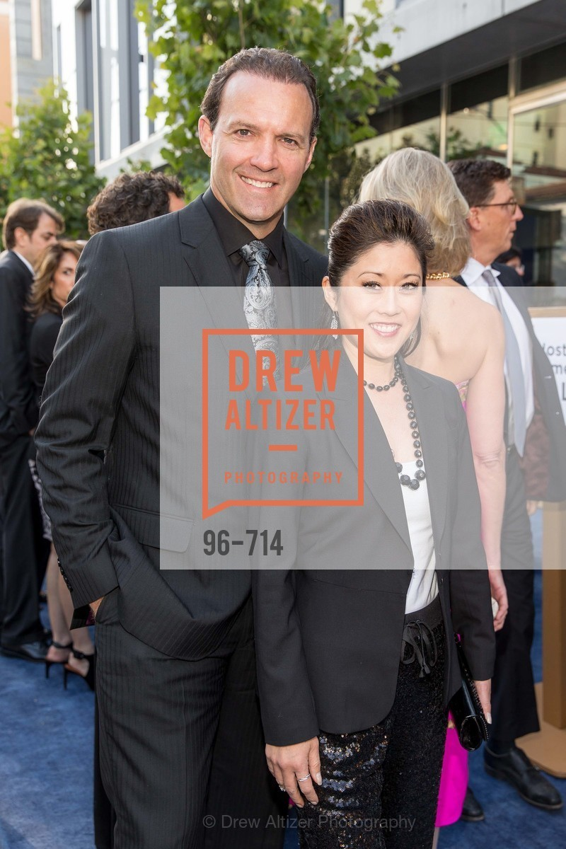 Bret Hedican, Kristi Yamaguchi, SFJAZZ Gala 2015 Honors Joni Mitchell with Lifetime Achievement Award, US, May 9th, 2015,Drew Altizer, Drew Altizer Photography, full-service agency, private events, San Francisco photographer, photographer california
