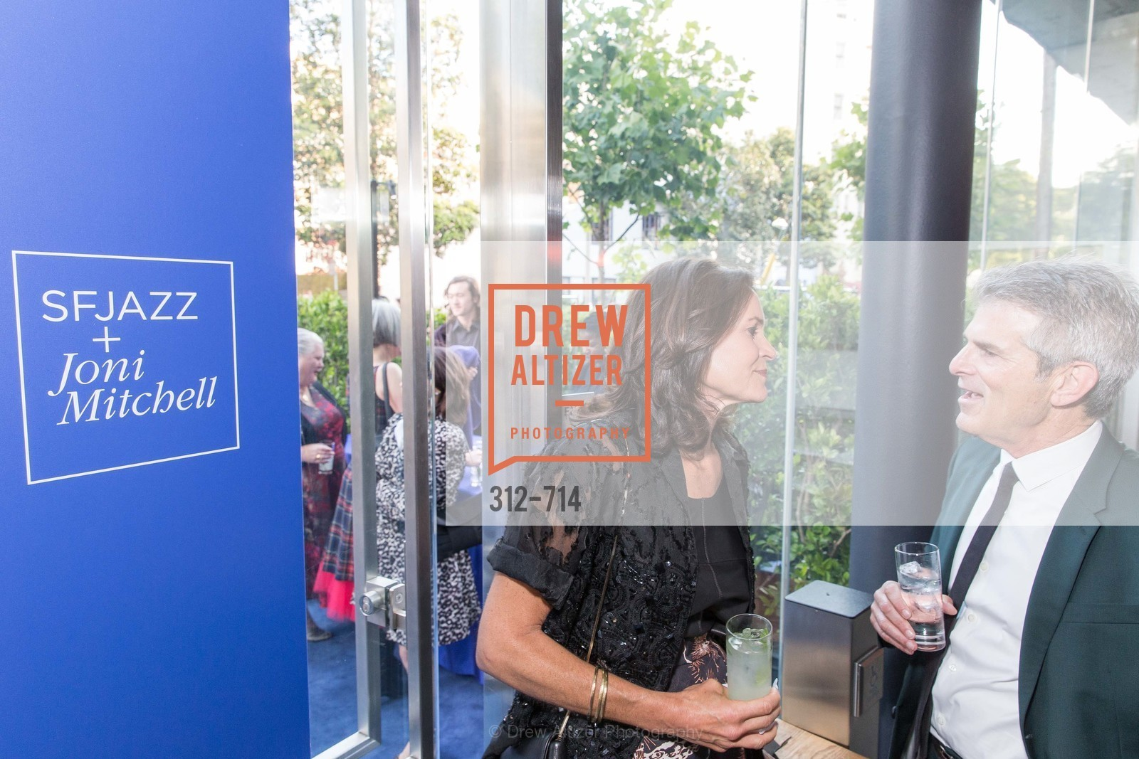 Randi Fisher, Jeffrey Fraenkel, SFJAZZ Gala 2015 Honors Joni Mitchell with Lifetime Achievement Award, US, May 8th, 2015,Drew Altizer, Drew Altizer Photography, full-service agency, private events, San Francisco photographer, photographer california