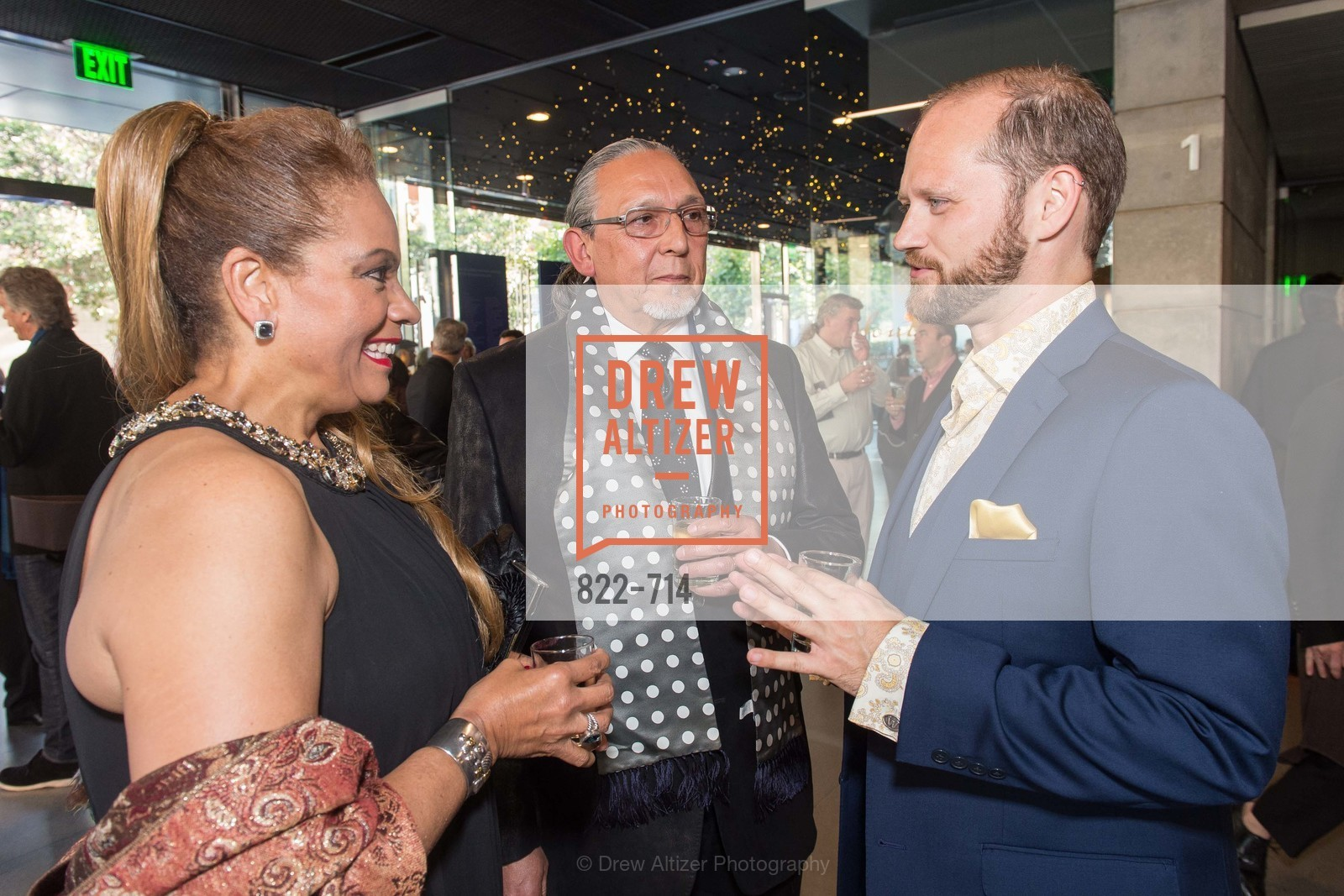 Lise Edwards, Don Gonsalves, Tyler Wanshura, SFJAZZ Gala 2015 Honors Joni Mitchell with Lifetime Achievement Award, US, May 8th, 2015,Drew Altizer, Drew Altizer Photography, full-service agency, private events, San Francisco photographer, photographer california
