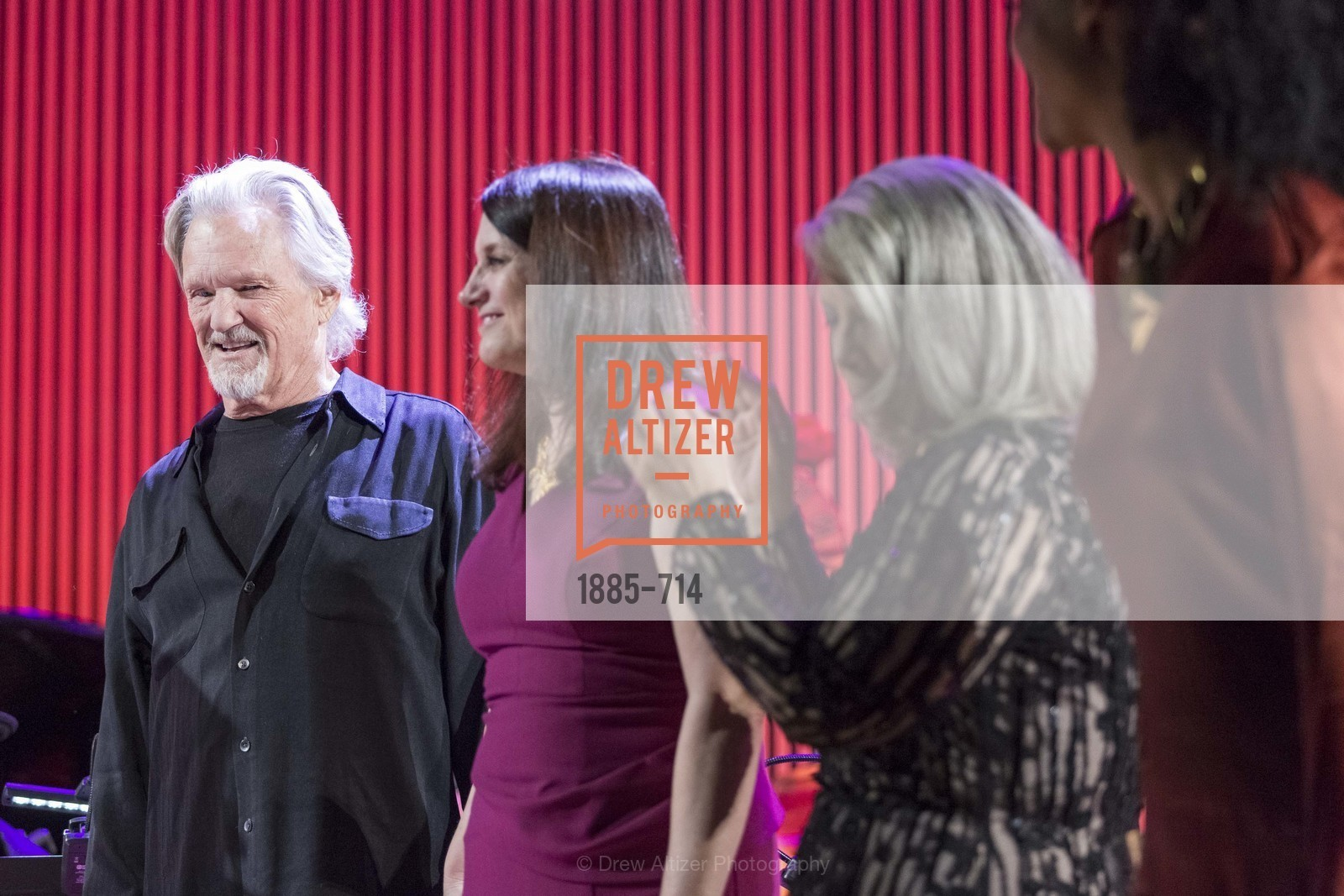 Kris Kristofferson, SFJAZZ Gala 2015 Honors Joni Mitchell with Lifetime Achievement Award, US, May 8th, 2015,Drew Altizer, Drew Altizer Photography, full-service agency, private events, San Francisco photographer, photographer california