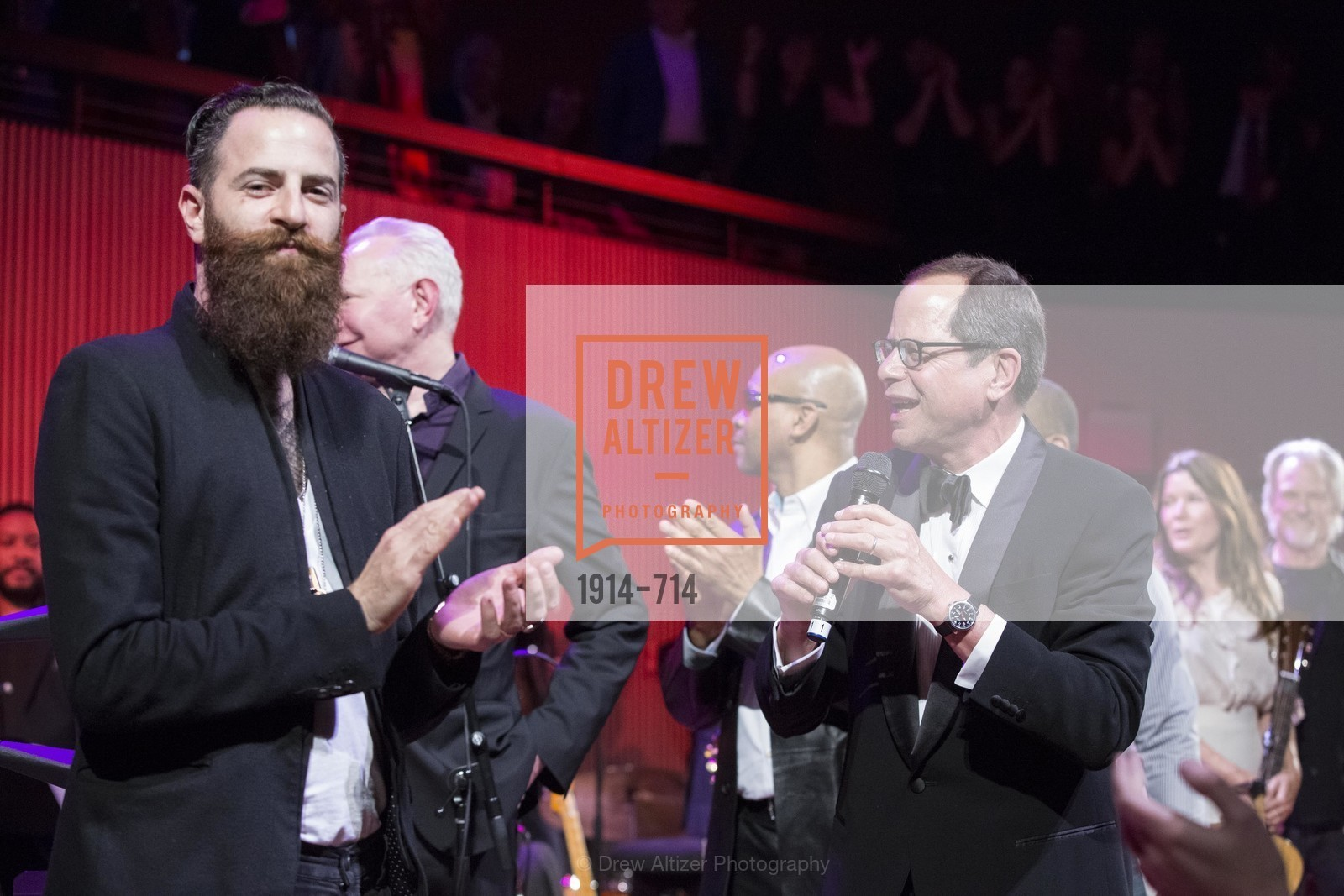 Avashai Cohen, Randall Kline, SFJAZZ Gala 2015 Honors Joni Mitchell with Lifetime Achievement Award, US, May 9th, 2015,Drew Altizer, Drew Altizer Photography, full-service agency, private events, San Francisco photographer, photographer california