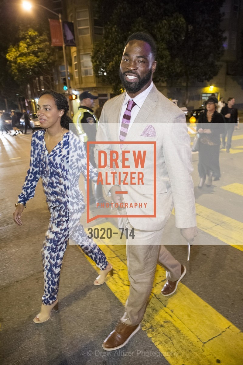 Lauran Tuck, Justin Tuck, SFJAZZ Gala 2015 Honors Joni Mitchell with Lifetime Achievement Award, US, May 9th, 2015,Drew Altizer, Drew Altizer Photography, full-service agency, private events, San Francisco photographer, photographer california