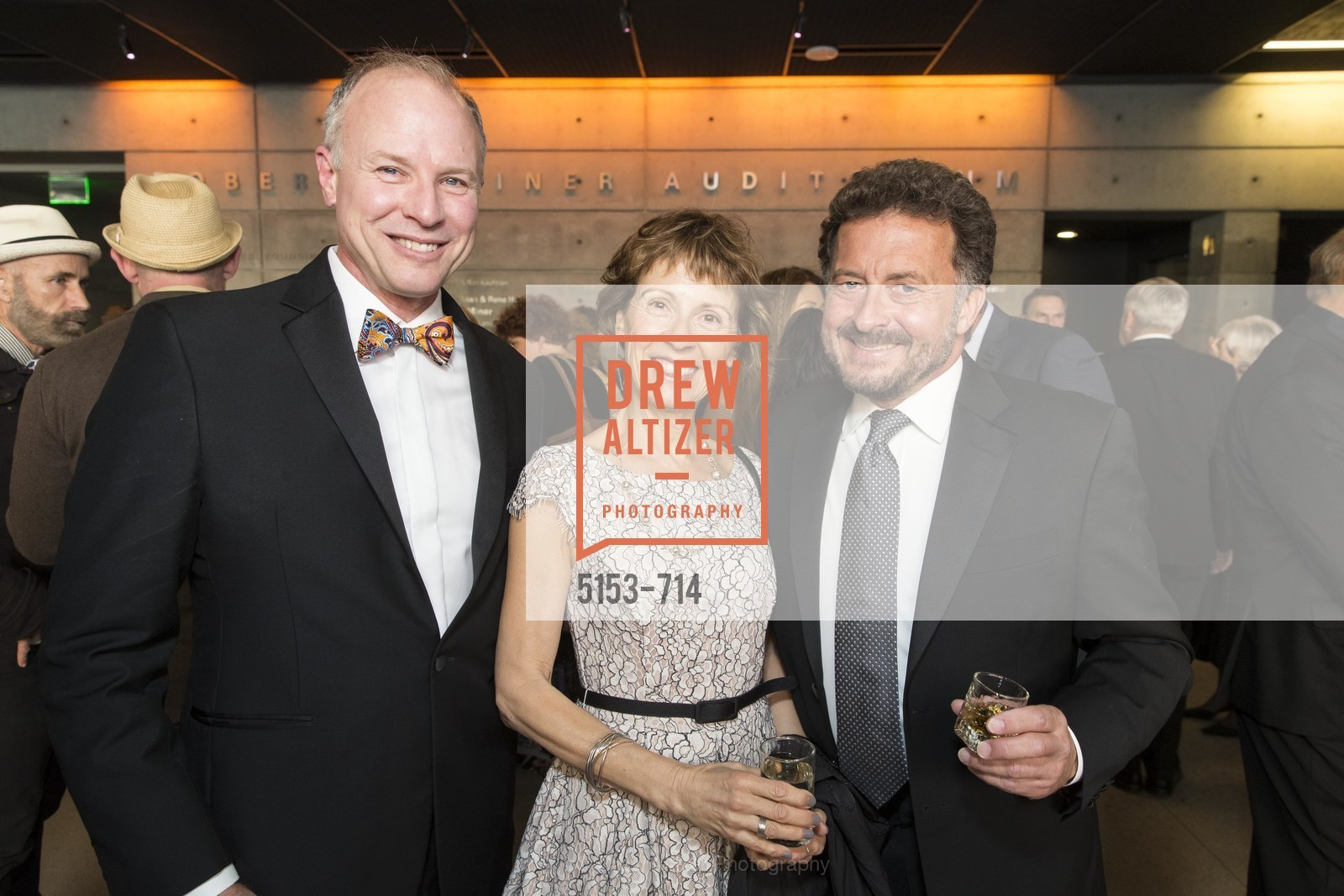 Don Derheim, Patricia Helleboid, Rex Cardinale, SFJAZZ Gala 2015 Honors Joni Mitchell with Lifetime Achievement Award, US, May 8th, 2015,Drew Altizer, Drew Altizer Photography, full-service agency, private events, San Francisco photographer, photographer california