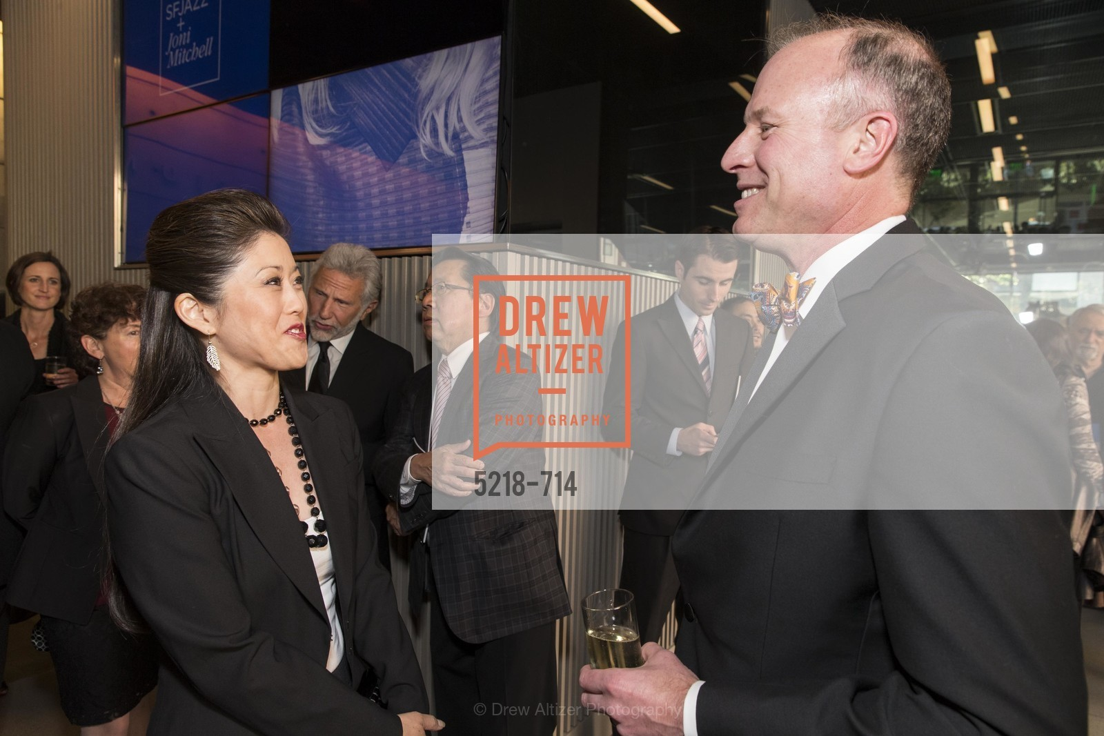 Kristi Yamaguchi, Don Derheim, SFJAZZ Gala 2015 Honors Joni Mitchell with Lifetime Achievement Award, US, May 9th, 2015,Drew Altizer, Drew Altizer Photography, full-service agency, private events, San Francisco photographer, photographer california