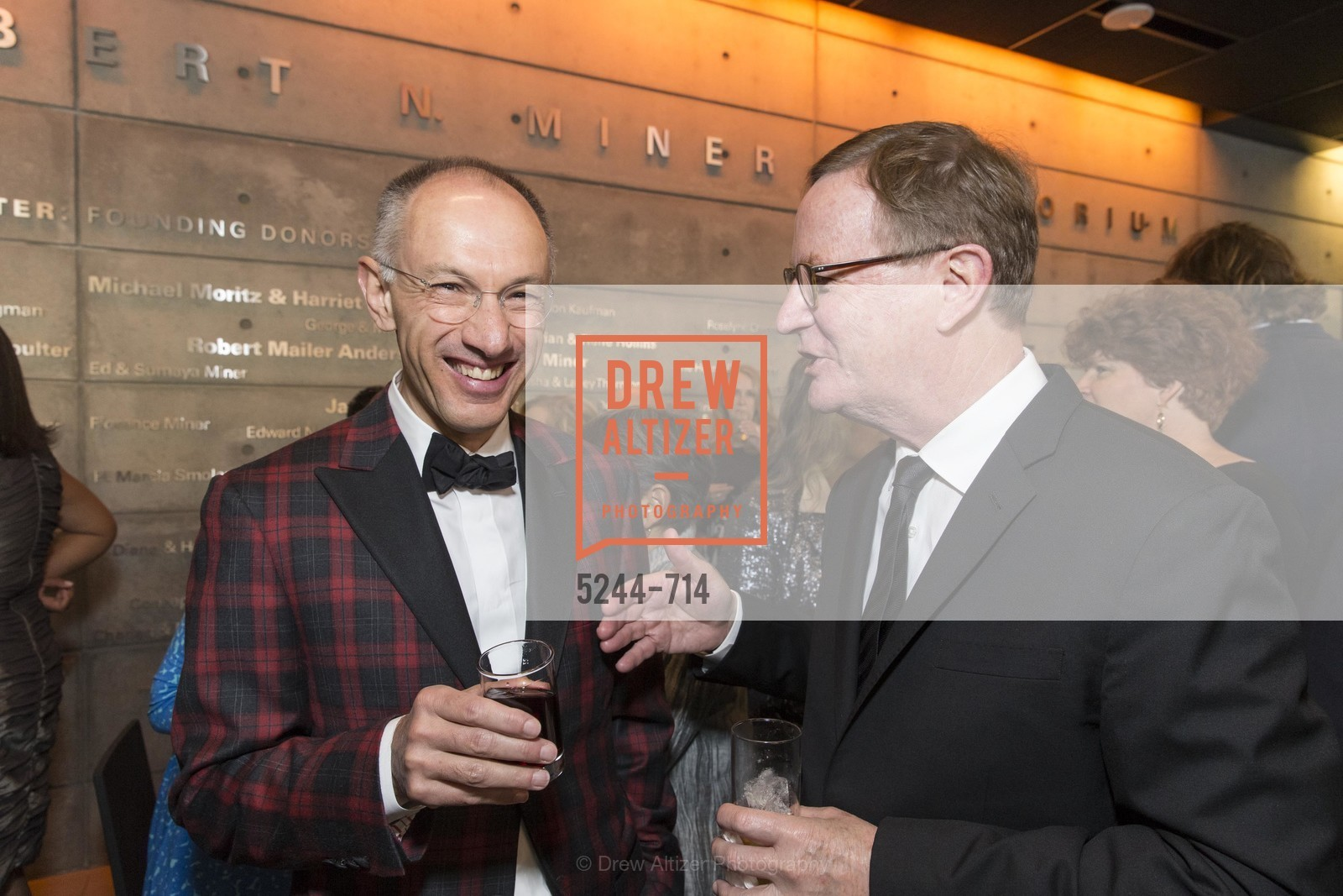 Michael Moritz, Sam Hawgood, SFJAZZ Gala 2015 Honors Joni Mitchell with Lifetime Achievement Award, US, May 9th, 2015,Drew Altizer, Drew Altizer Photography, full-service agency, private events, San Francisco photographer, photographer california