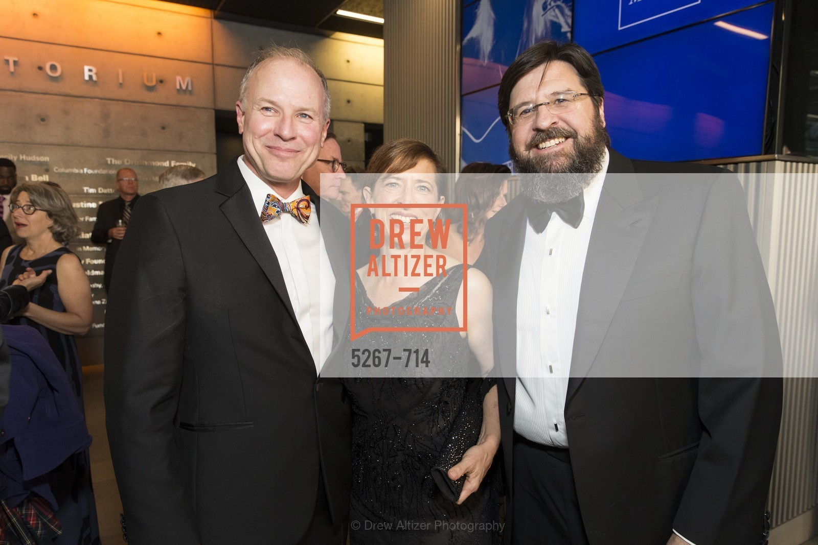 Don Derheim, Claire Ernst, Al Bedecarre, SFJAZZ Gala 2015 Honors Joni Mitchell with Lifetime Achievement Award, US, May 8th, 2015,Drew Altizer, Drew Altizer Photography, full-service agency, private events, San Francisco photographer, photographer california
