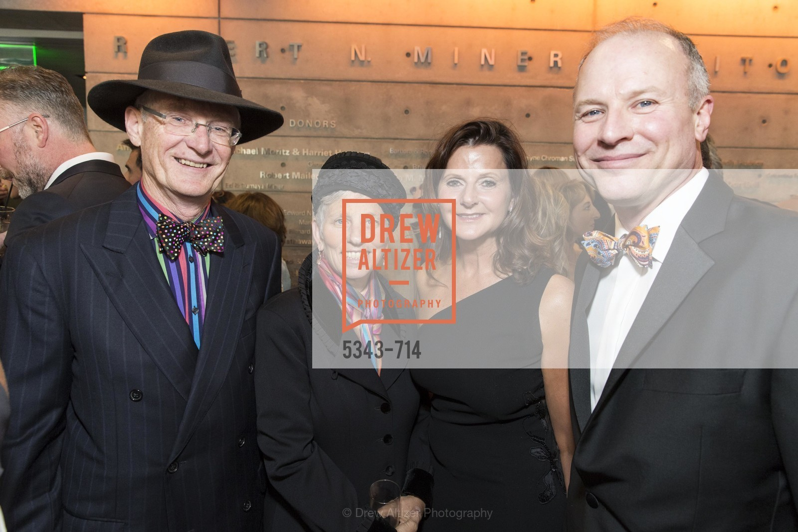 Terry Berkemeier, Lori Lerner, Diane Mailey, Don Derheim, SFJAZZ Gala 2015 Honors Joni Mitchell with Lifetime Achievement Award, US, May 8th, 2015,Drew Altizer, Drew Altizer Photography, full-service agency, private events, San Francisco photographer, photographer california