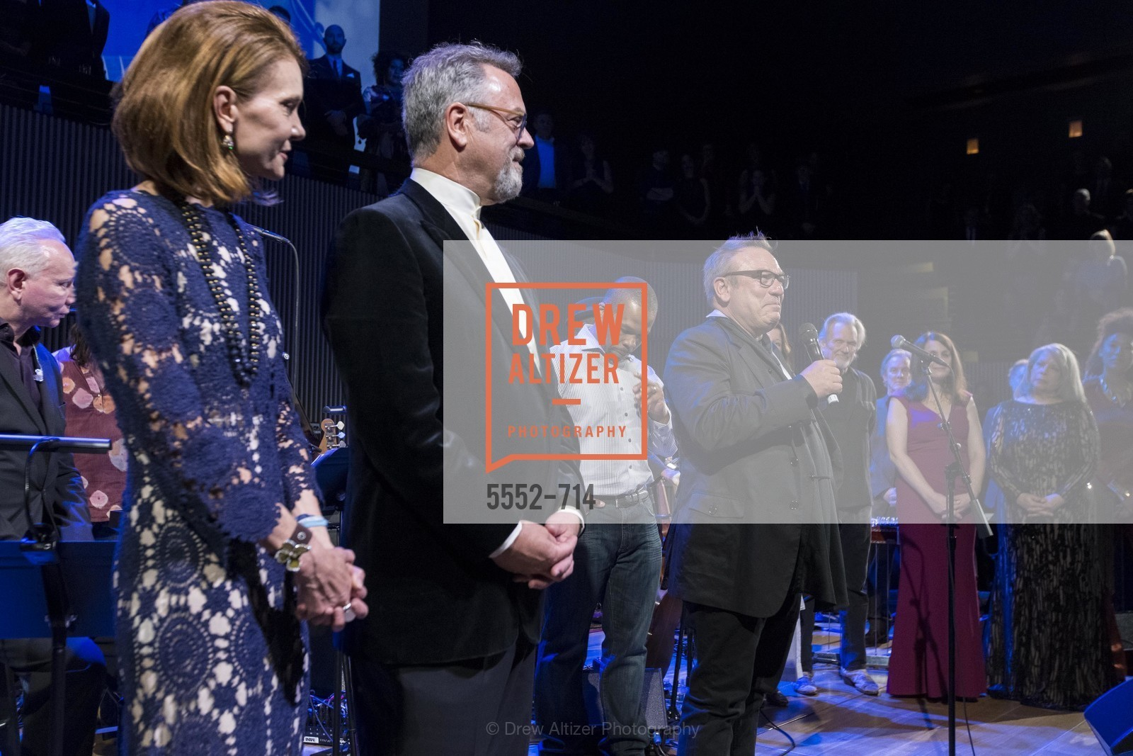 Avashai Cohen, Penny Coulter, Nion McEvoy, Randall Kline, Stanlee Gatti, SFJAZZ Gala 2015 Honors Joni Mitchell with Lifetime Achievement Award, US, May 9th, 2015,Drew Altizer, Drew Altizer Photography, full-service agency, private events, San Francisco photographer, photographer california